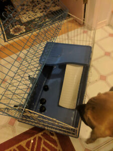 Barely used guinea pig/small animal cage
