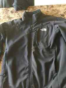 Large north face fall jacket