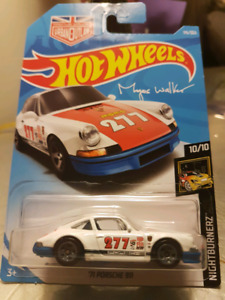 Hot wheels Magnus Walker 71 Porsche 911