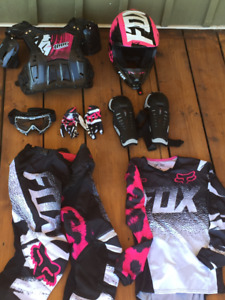 FOX RACING / THOR Ensemble complet femme motocross XS/S