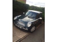 Mini Cooper 2004 1.6 Petrol swap/merc/mx5/BMW