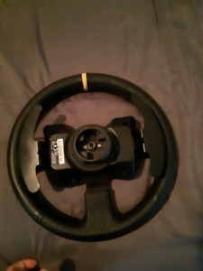Volant thrustmaster tx leather edition