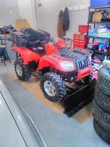 CMI 500 Four wheeler