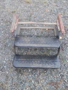 2 Step Folding RV Steps