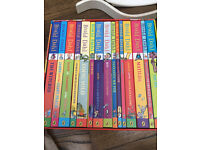 Roald Dhal's Phizz-Whizzing & The Complete Alice Book Collection