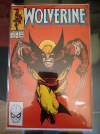 Marvel Wolverine #17 John Byrne cover - comic