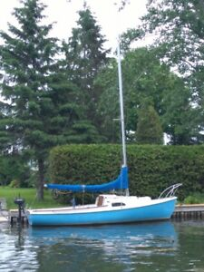 VOILIER - O'DAY MARINER - 19'