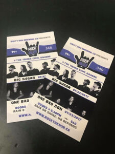 Two Rock the Hub tickets