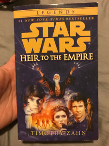 STAR WARS HEIR TO THE EMPIRE BRAND NEW BOOK