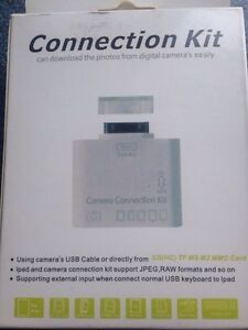 Ipad, 5in1 camera connection kit
