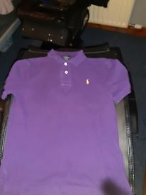 Boys Ralph Lauren tshirts age 10/12