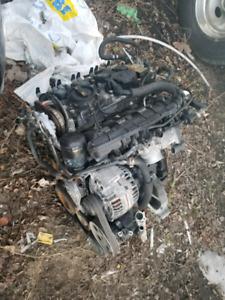 Audi engine