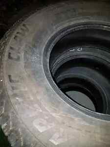 SOLD Studded Snow Tires 265/75/16 SOLD