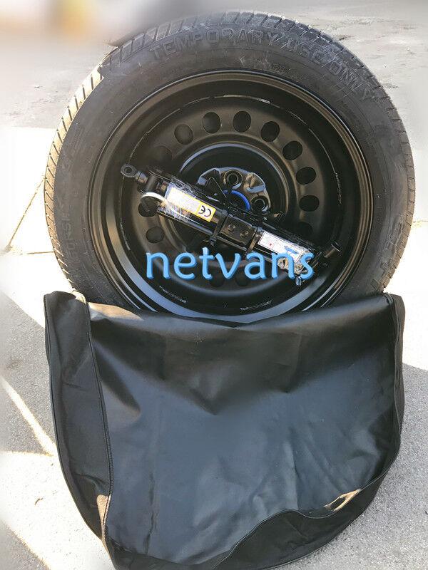 kit roue de secours galette 17 pour citroen c4 picasso 13 avec cric cle et sac eur 179 99. Black Bedroom Furniture Sets. Home Design Ideas