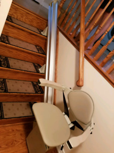 Bruno Ind Living Aid stair lifts for sale