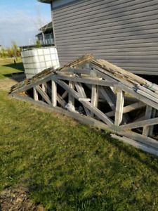 Trusses for sale