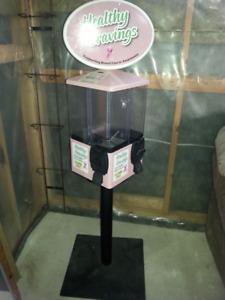 4-Section Vending Machine