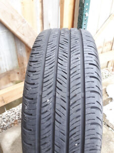 ONE ALL SEASON TIRE FOR SALE $50.00!!!!