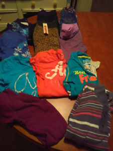 Small lot of Girls size 7/8 clothes