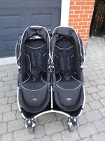 StrollAir My Duo Double Stroller / Pousette double