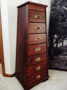 7 DRAWER BOMBAY CABINET