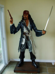 Pirates of the Caribbean - Johnny Depp - Life Size