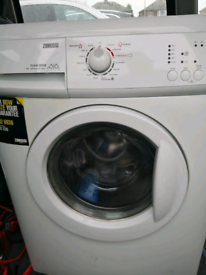 Zanussi 6kg load washing machine Fully working Can deliver