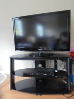 TV plus TV table