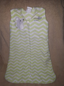Baby Halo Sleepsack Wearable Blanket Size Small 0/6mts