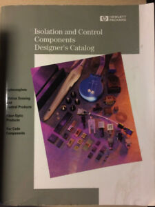 Isolation and Control Components Designer's Catalog
