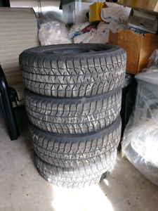 Bridgestone Blizzak Winter Tires WS80