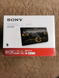 Sony DSX-700 RADIO MP3 PLAYER
