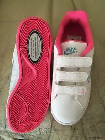 Nike trainees