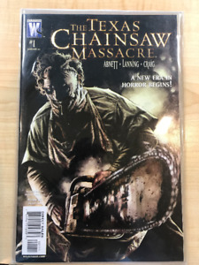 TEXAS Chainsaw MASSACRE #1