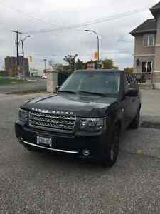 2011 Land Rover Range Rover Super Charged