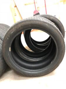 Run Flat Tires 225/45 R18