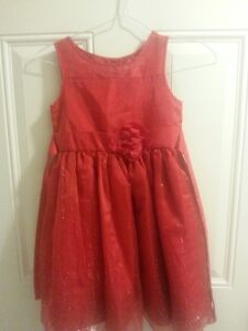Beautiful Red Sparkle Dress