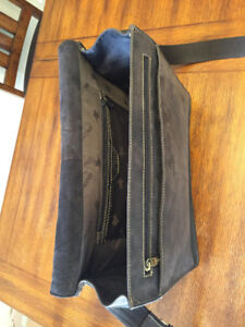 Visconti Bag- Real Leather Laptop Bag