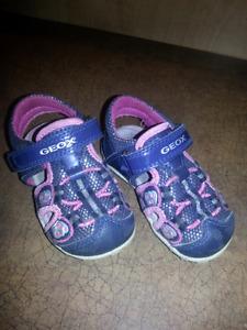 Sandale bébé fille GEOX taille 20