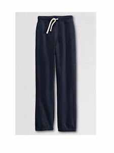 Lands Ends Boys Track Pants
