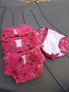 Newborn to 3 month Cloth diapers