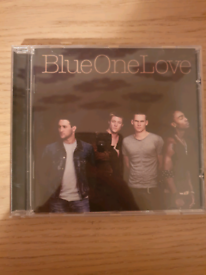 Blue One Love CD Album