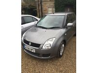 Suzuki Swift 1.3 GL (grey) 2008