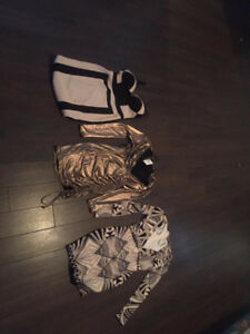 3 NEW  ASSORTED STYLISH DRESSES WITH TAGS SIZE SMALL