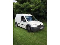 Ford Transit connect hightop 05