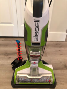 BISSELL CROSSWAVE CROSS WAVE ALL IN ONE VACUUM WET DRY