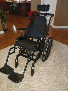 Concept 45 Tilting Wheelchair Cambridge Kitchener Area image 1