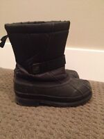 Kids Joe Boots size 1 big kids
