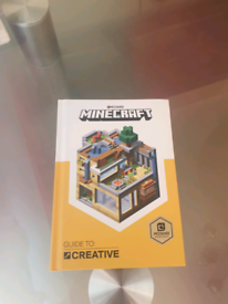 Brand new Minecraft book