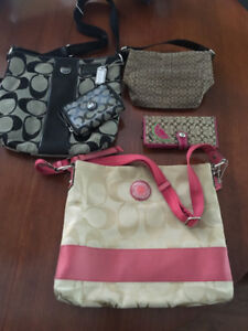 Coach Purses Job Lot